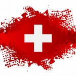 Swiss National Day, Schweizer Fahne