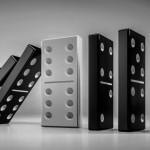 Domino-Effekt Stop